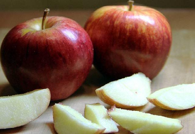 Apple dondurması
