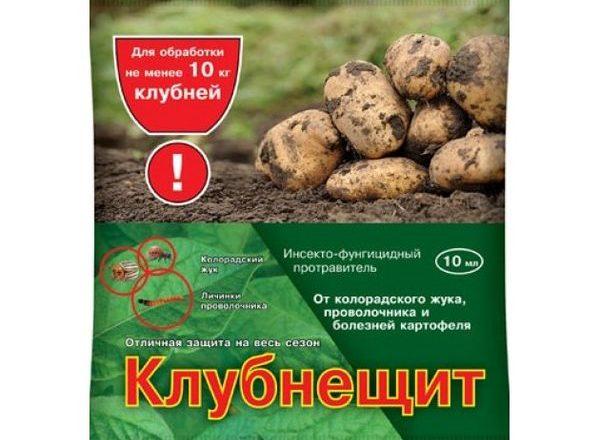 Patates işleme için Protravitel Tuber