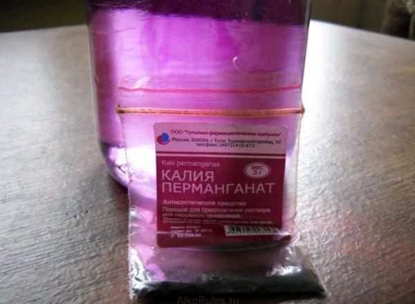 Soda ve manganez